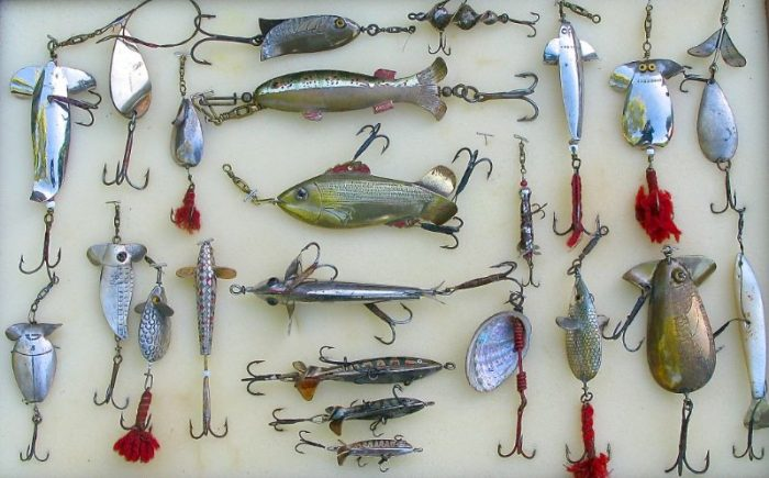 Vintage fishing tackle get your old tackle out for Vintage fishing rod identification
