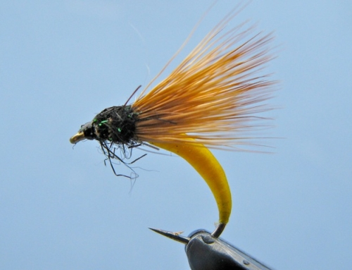 Vee-Wing Emerger – Fly Tying Video
