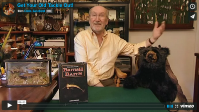Get Your Old Tackle Out Fly Tying With Chris Sandford