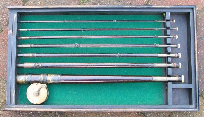 Shot 12 Valise Rod and Reel